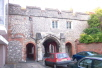 Kingsgate is one of only two surviving medieval gateways of Roman origin that survive in Winchester.