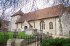 St Bartholomew's Church is said to be the last resting place of the bones of King Alfred.